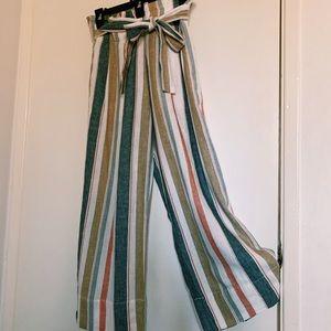 Madewell Houston Striped Pant